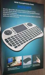 Philips wireless keyboard