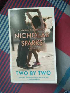 Novel (Two By Two - Nicholas Spark)