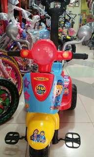 """Vespa sepeda anak"""""""