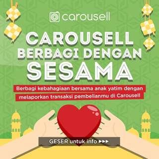 Carousell Berbagi