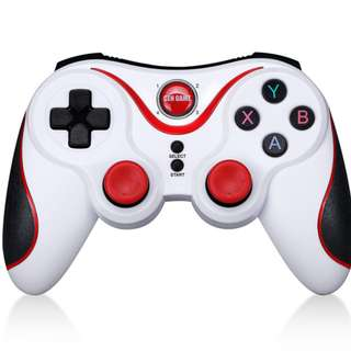 GEN GAME S5 Wireless Bluetooth 3.0 Gamepad Gaming Controller for IOS/Android TV Box & Smartphone