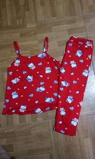 Terno pajama