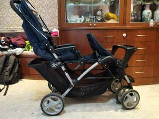 Stroller for sale.