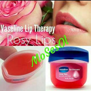Vaseline Lip Therapy - Rosy Lips