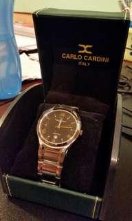 (NEW) CARLO CARDINI - Men's Watch