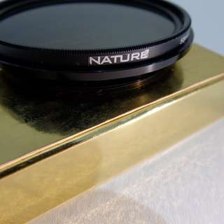 NATURE Variable Neutral Density ND 58mm