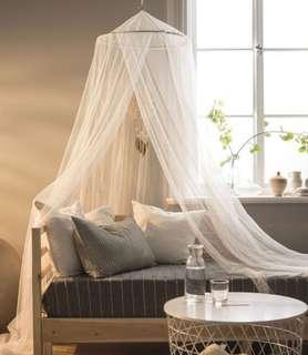 🆕 Bed Net (like Ikea's BRYNE)