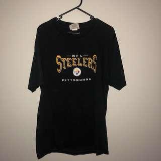 Vintage Pittsburg Steelers t shirt