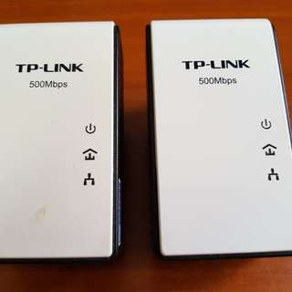 TPlink TL-PA511 AV Mini Powerline Adapter