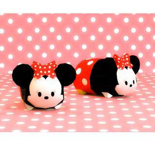 Tsum Tsum Minnie Mouse (DIY papercraft kit)