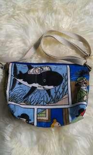 Preloved Tas Tintin