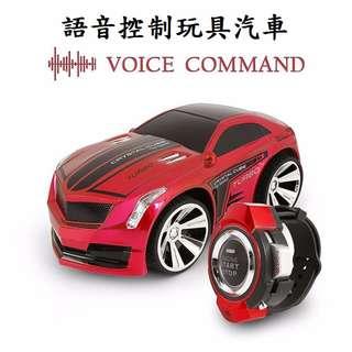 🚚 語音控制玩具車