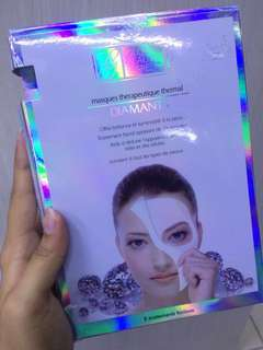 #mausupreme Diamond Face Mask