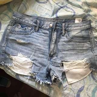 American Eagles 牛仔短褲