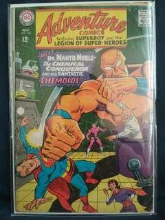 DC First App Chemoid, Mantis Morlo