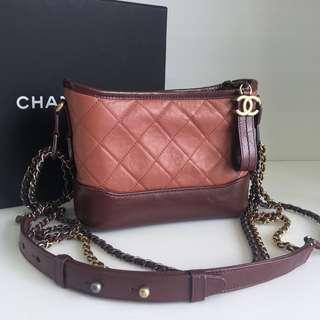 Authentic Chanel Small Gabriel