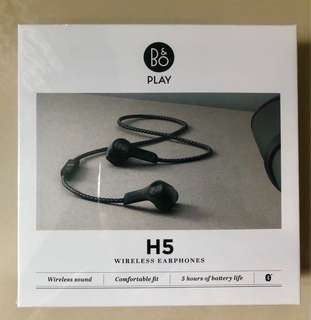 B&O Play by Bang & Olufsen H5 Wireless Bluetooth Earphones