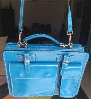 Italian Women's Briefcase/Handbag