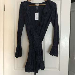 SEED brand new wrap dress RRP $129.95