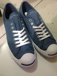Converse Jack Purcell Ox Blue Dolphin