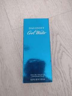 Davidoff Cool Water Natural Spray 125ml