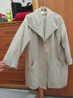 🚚 古著大衣 羊毛大衣