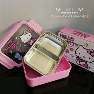 Korean Style Lunch Box Stainless Steel