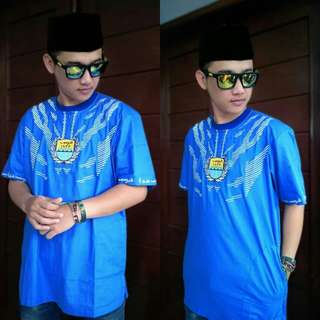 Koko persib official bahan katun paris