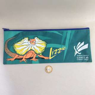 Sydney 2000 Paralympic Games Case