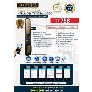 BIOSYSTEM Door Lock B288 HOT SALES PROMOTION!!!