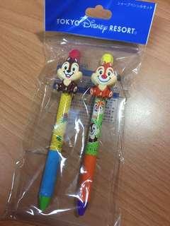 🚚 Tokyo Disney 奇奇蒂蒂原子筆