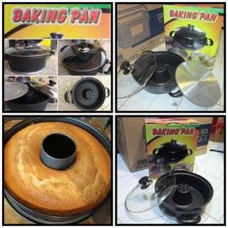 Baking Pan Cekatan Kue Bolu Anti Lengket Murah