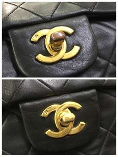 Retransform of your tarnish Chanel chain to new one