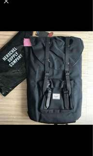 AUTHENTIC HERSCHEL LITTLE AMERICA 23.5L