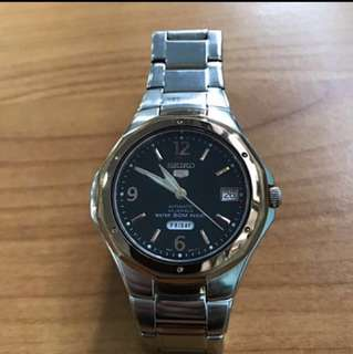 Seiko 5 automatic dress watch 50m
