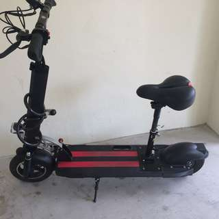 Used E SCOOTER FOR SALE!!!!! 48v,23Ah