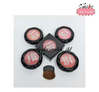 Mukka blush Rouge bulat / blush on