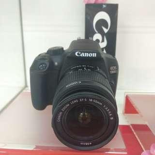 Canon 1300D Dp 0% Bis Kredit Tanpa Kartu kredit