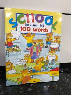 English Education Board Book Children Phonics School Toys Kindergarten