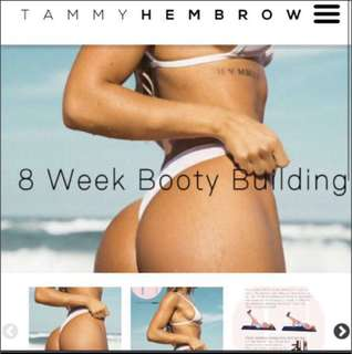 Tammy hembrow fitness guide