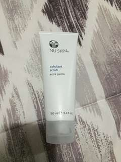 Nu Skin Exfoliant Scrub Extra Gentle