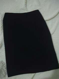 Black shop skirt