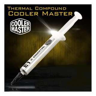 COOLER MASTER E1 IC Essential Thermal Compound (1.5ml)