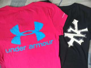 SALE!! 🎉🎉 Authentic ZooYork & Under Armour Shirt for Girls 💞