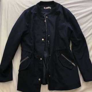 Blue Jacket/Coat