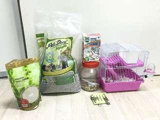 Hamster startup kit