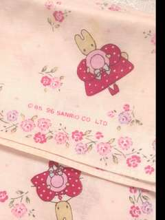 Sanrio 1996 Marroncream 手帕
