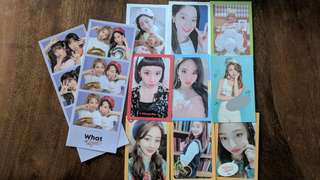 (WTS/WTT) Twice What Is Love Photocard and Sticker