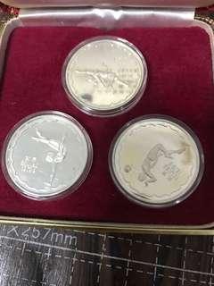 1 piece silver