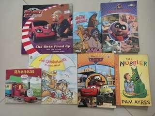 益智兒童圖書 全部7本 插圖精美